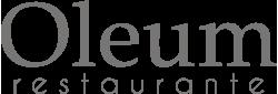 RESTAURANTE OLEUM Logo